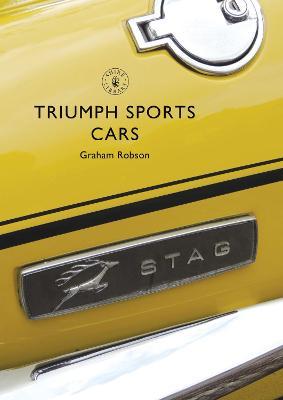 Triumph Sports Cars by Graham Robson