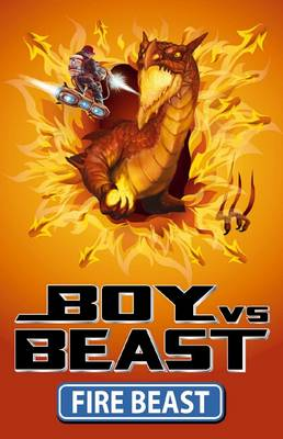 Fire Beast by Mac Park