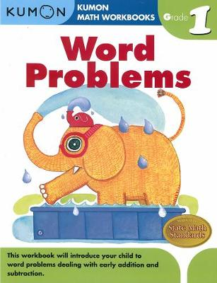 Grade 1 Word Problems by Publishing Kumon