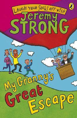 My Granny's Great Escape book