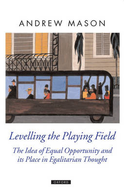 Levelling the Playing Field book