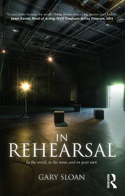 In Rehearsal book