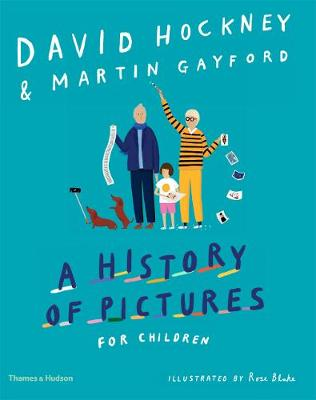 History of Pictures for Children by David Hockney