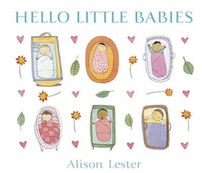 Hello Little Babies book