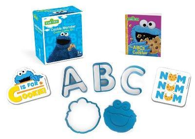 Sesame Street: Cookie Monster Cookie Cutter Kit by Sesame Workshop