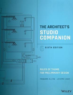 Architect's Studio Companion by Edward Allen