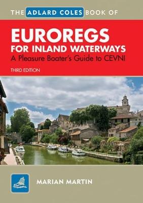 Adlard Coles Book of EuroRegs for Inland Waterways book