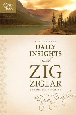 The One Year Daily Insights with Zig Ziglar by Zig Ziglar