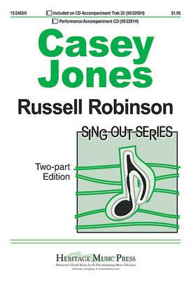 Casey Jones by Russell Robinson