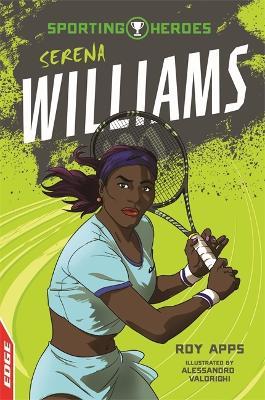 EDGE: Sporting Heroes: Serena Williams book