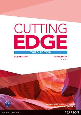 Cutting Edge 3rd Edition Elementary Workbook with Key by Araminta Crace