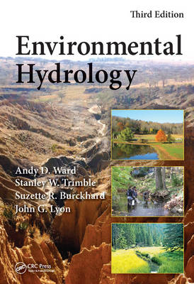 Environmental Hydrology, Third Edition by Andy D. Ward