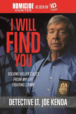 I Will Find You book