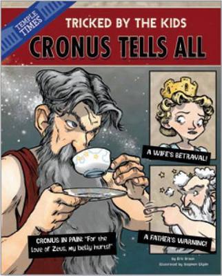 Cronus Tells All book