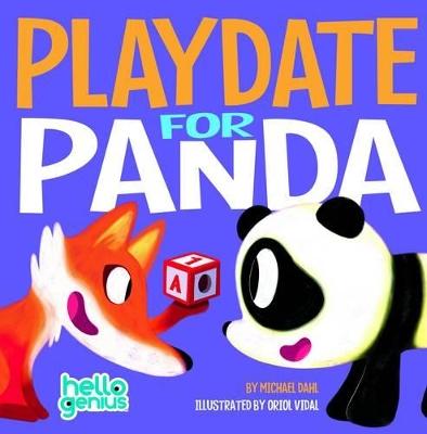Playdate for Panda book