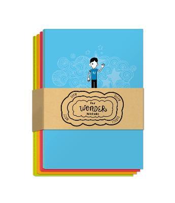 Four Wonder Notebooks book