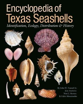 Encyclopedia of Texas Seashells by John W. Tunnell, Jr.