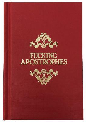Fucking Apostrophes book