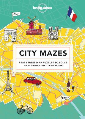 City Mazes book