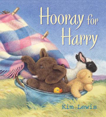 Hooray For Harry by Kim Lewis
