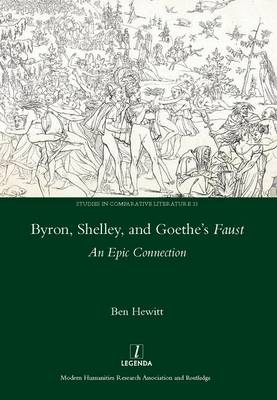 Byron, Shelley and Goethe's Faust by Ben Hewitt