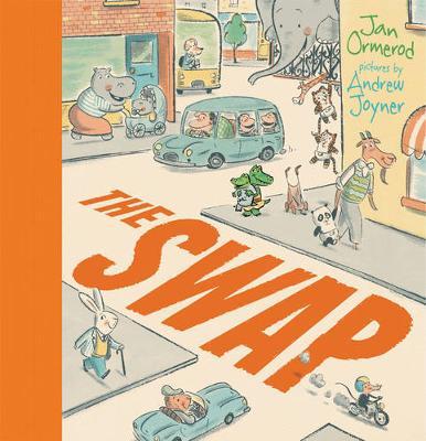 Swap by Jan Ormerod
