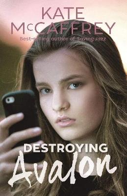 Destroying Avalon by Kate McCaffrey
