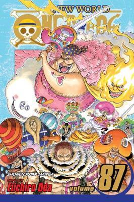 One Piece, Vol. 87 by Eiichiro Oda