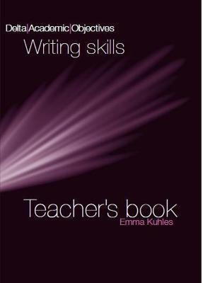 Delta Academic Objectives - Writing Skills B2-C1 book
