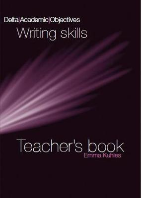 Delta Academic Objectives - Writing Skills B2-C1 by Louis Rogers