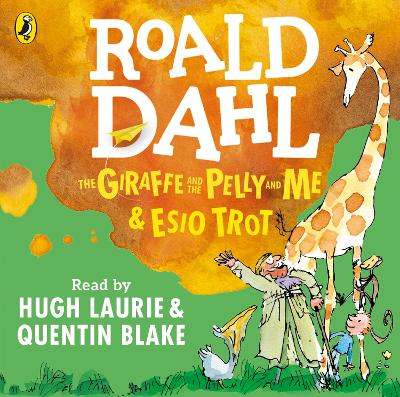 Giraffe and the Pelly and Me & Esio Trot book