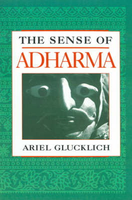 Sense of Adharma by Ariel Glucklich
