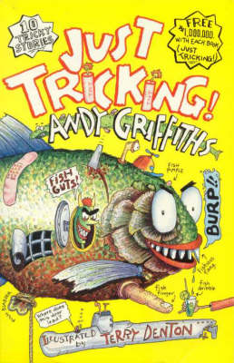 Just Tricking! by Morris Gleitzman