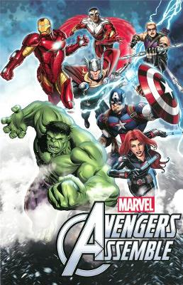 Marvel Universe All-new Avengers Assemble Vol. 4 by Joe Caramagna