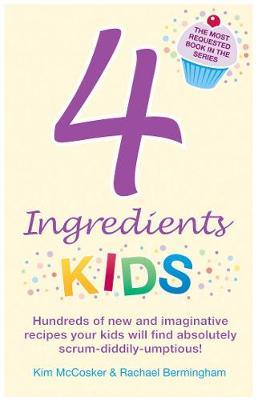 4 Ingredients Kids book
