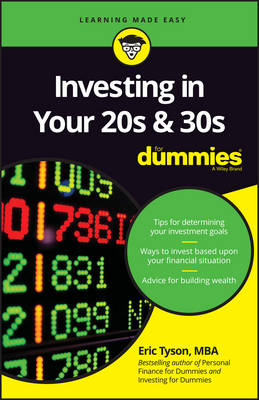 Investing in Your 20s and 30s For Dummies by Eric Tyson