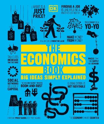 Economics Book by DK