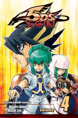 Yu-Gi-Oh! 5D's, Vol. 4 by Masahiro Hikokubo