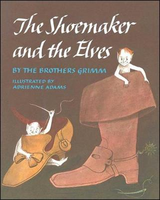Shoemaker and the Elves by Adrienne Adams