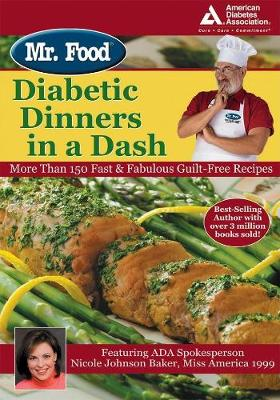 Mr. Food: Diabetic Dinners in a Dash by Art Ginsburg