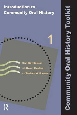 Introduction to Community Oral History by Mary Kay Quinlan
