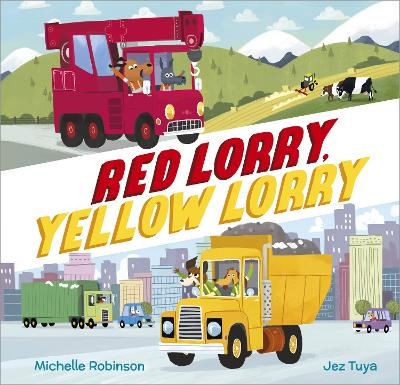Red Lorry, Yellow Lorry book
