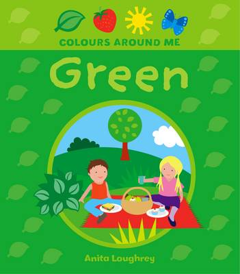 Green by Anita Loughrey