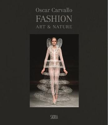 Fashion, Art & Nature chez Oscar Carvallo by Helene Farnault