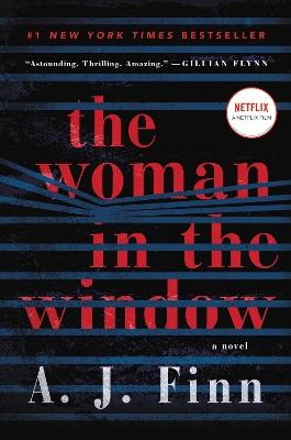 The Woman in the Window by A J Finn