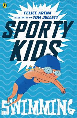 Sporty Kids: Swimming! book