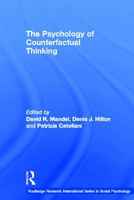 Psychology of Counterfactual Thinking book
