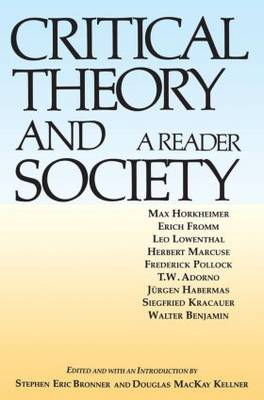 Critical Theory and Society book