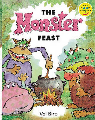 Monster Feast, The Read-On by Val Biro