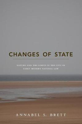 Changes of State by Annabel S. Brett